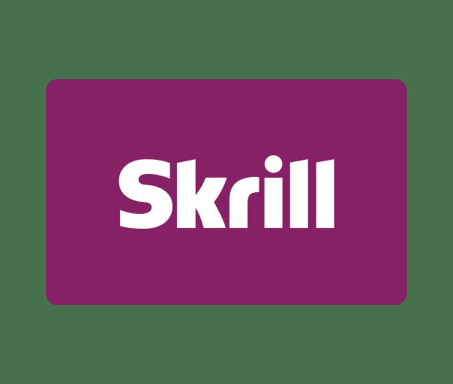 Top 103 Skrill New Casinos 2021 -Low Fee Deposits