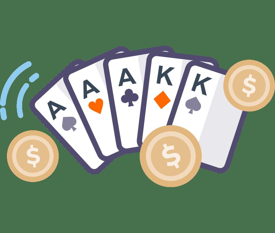 Jucați Poker Online -Top 44 New Casinouri care plătesc cel mai bine 2021