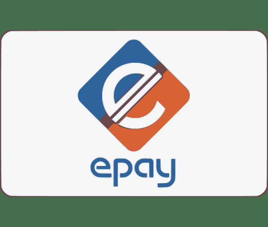 Top 2 ePay New Casinos 2021 -Low Fee Deposits