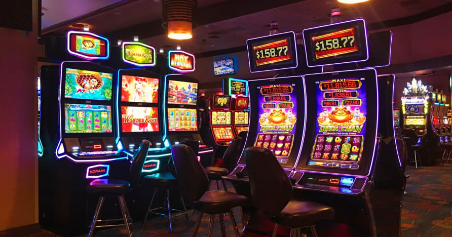 Slots Jackpot Games in the UK